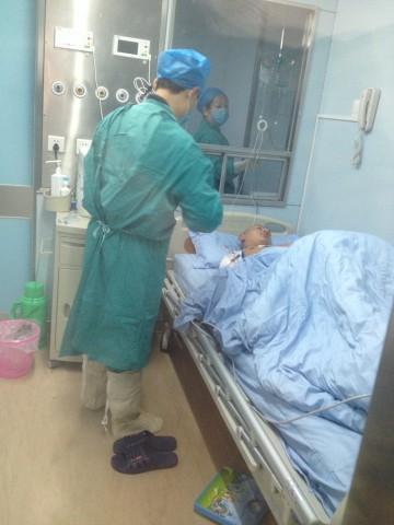 15岁白血病患者顺利接受脐带血移植