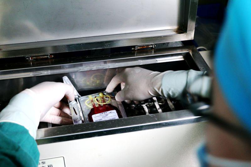 山东省脐血库第841例脐带血出库 家庭库又新增一例脐血临床应用案例