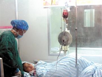脐带血移植救治11岁女童