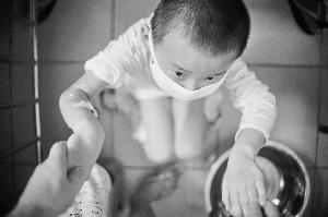 重型再生障碍男孩重获新生