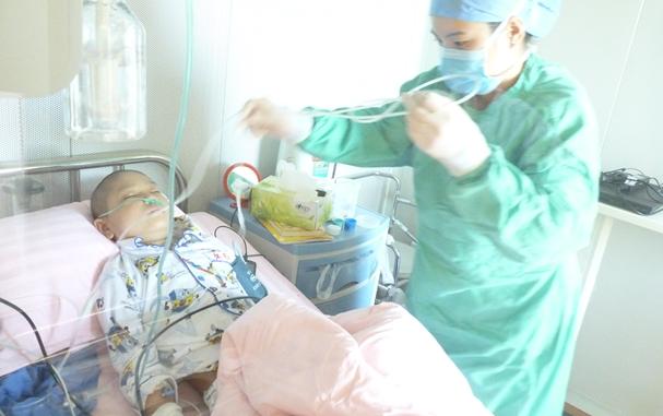 妹妹脐带血救助哥哥,移植手术获得成功